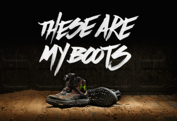 THESE ARE MY BOOTS